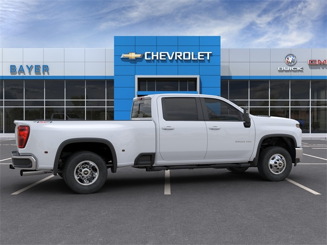 2020 Chevrolet Silverado 3500 Crew Cab 4x4, Pickup #47928 - photo 5
