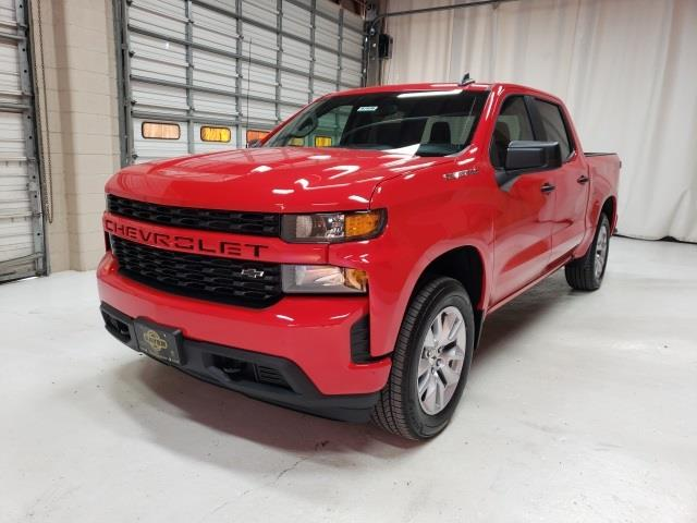 2020 Chevrolet Silverado 1500 Crew Cab 4x2, Pickup #47936 - photo 1