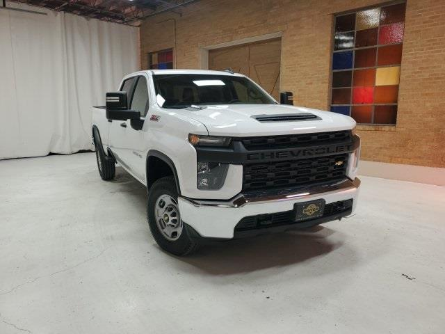 2021 Chevrolet Silverado 2500 Crew Cab 4x4, Pickup #47961 - photo 3
