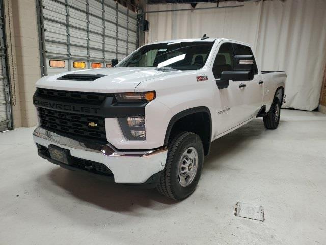 2021 Chevrolet Silverado 2500 Crew Cab 4x4, Pickup #47961 - photo 1