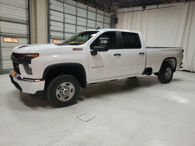 2021 Chevrolet Silverado 2500 Crew Cab 4x4, Pickup #47961 - photo 5