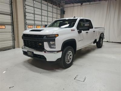 2021 Chevrolet Silverado 3500 Crew Cab 4x4, Pickup #47963 - photo 1