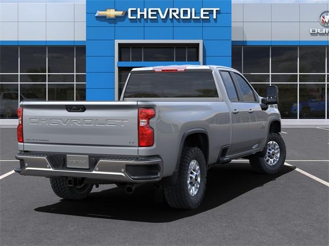 2021 Chevrolet Silverado 2500 Double Cab 4x4, Pickup #48037 - photo 2