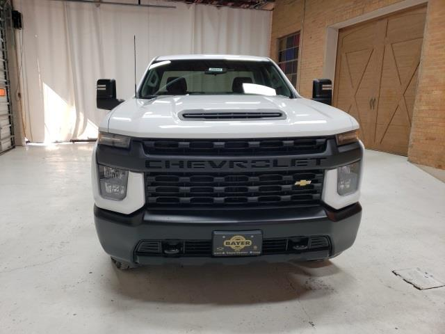 2020 Chevrolet Silverado 3500 Regular Cab 4x4, Pickup #48043 - photo 3