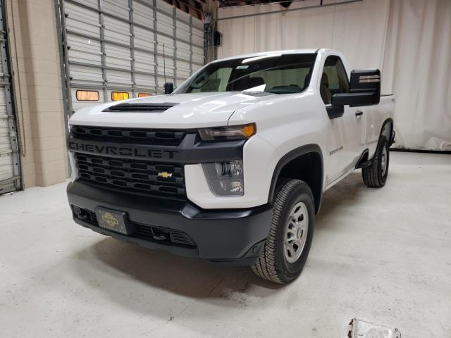 2020 Chevrolet Silverado 3500 Regular Cab 4x4, Pickup #48043 - photo 4
