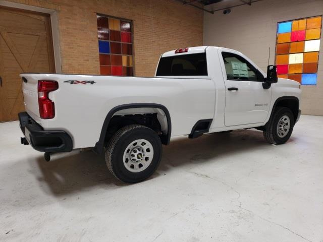 2020 Chevrolet Silverado 3500 Regular Cab 4x4, Pickup #48043 - photo 8