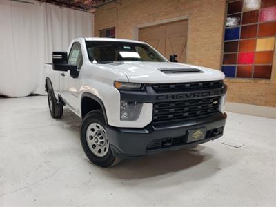 2020 Chevrolet Silverado 3500 Regular Cab 4x4, Pickup #48043 - photo 1