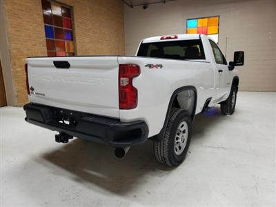 2020 Chevrolet Silverado 3500 Regular Cab 4x4, Pickup #48043 - photo 2