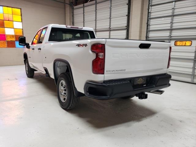 2021 Chevrolet Silverado 2500 Double Cab 4x4, Pickup #B1804 - photo 2