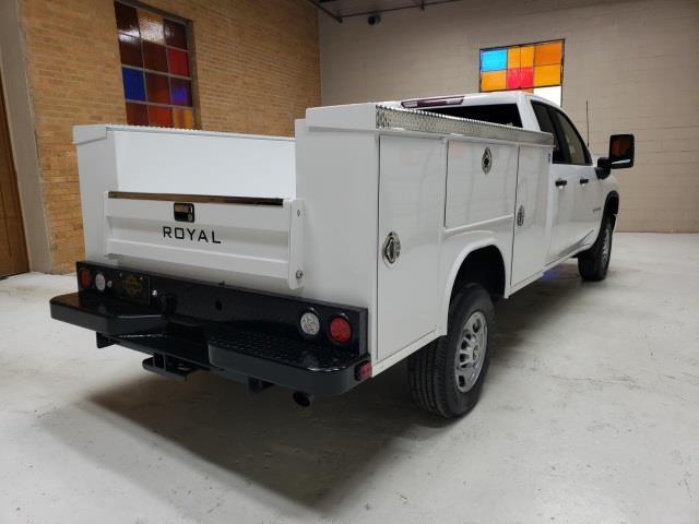 2021 Chevrolet Silverado 2500 Double Cab 4x2, Service Body #48111 - photo 2