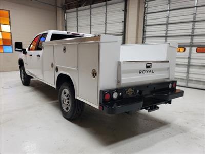 2021 Chevrolet Silverado 2500 Double Cab 4x2, Service Body #48111 - photo 21