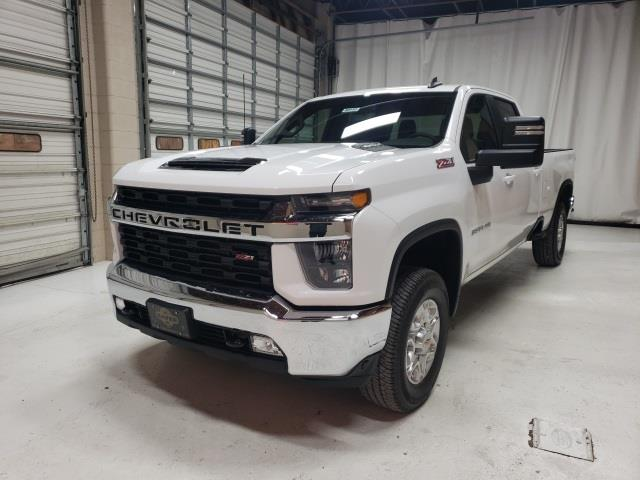 2021 Chevrolet Silverado 3500 Crew Cab 4x4, Pickup #48192 - photo 2