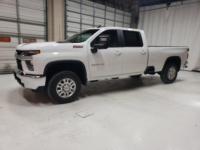2021 Chevrolet Silverado 3500 Crew Cab 4x4, Pickup #48192 - photo 4