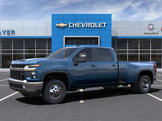 2021 Chevrolet Silverado 3500 Crew Cab 4x4, Pickup #48193 - photo 1