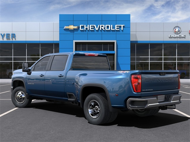 2021 Chevrolet Silverado 3500 Crew Cab 4x4, Pickup #48193 - photo 2