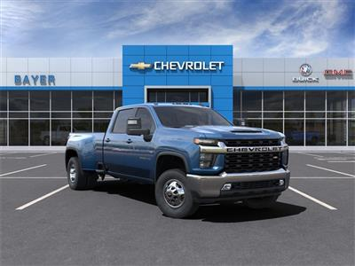 2021 Chevrolet Silverado 3500 Crew Cab 4x4, Pickup #48193 - photo 3