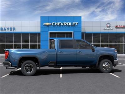 2021 Chevrolet Silverado 3500 Crew Cab 4x4, Pickup #48193 - photo 5
