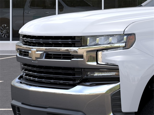 2021 Chevrolet Silverado 1500 Crew Cab 4x4, Pickup #B1839 - photo 11