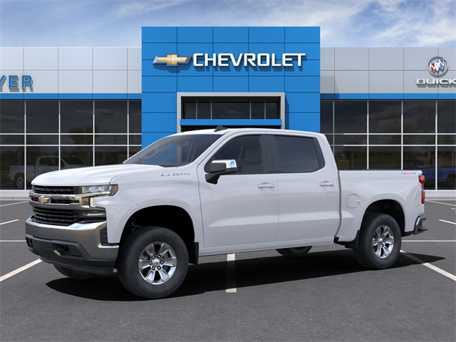 2021 Chevrolet Silverado 1500 Crew Cab 4x4, Pickup #B1839 - photo 1