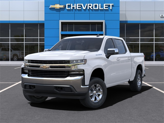 2021 Chevrolet Silverado 1500 Crew Cab 4x4, Pickup #B1839 - photo 6