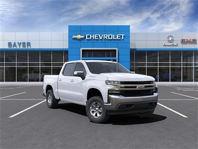 2021 Chevrolet Silverado 1500 Crew Cab 4x4, Pickup #B1839 - photo 3