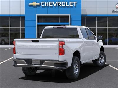 2021 Chevrolet Silverado 1500 Crew Cab 4x4, Pickup #B1839 - photo 4