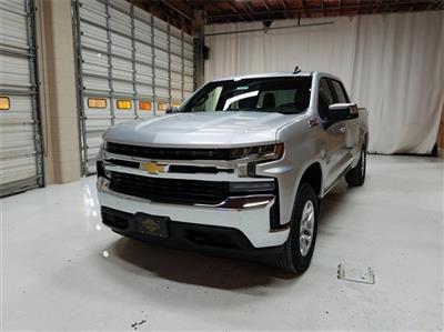 2021 Chevrolet Silverado 1500 Crew Cab 4x4, Pickup #48341 - photo 1