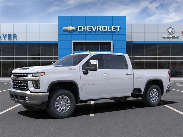 2021 Chevrolet Silverado 2500 Crew Cab 4x4, Pickup #48399 - photo 1