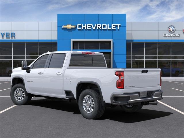 2021 Chevrolet Silverado 2500 Crew Cab 4x4, Pickup #48399 - photo 2