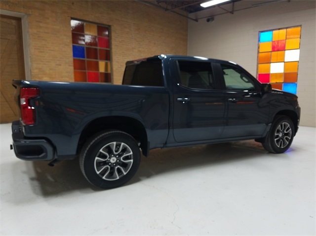2021 Chevrolet Silverado 1500 Crew Cab 4x2, Pickup #48413 - photo 8
