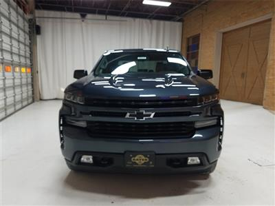 2021 Chevrolet Silverado 1500 Crew Cab 4x2, Pickup #48413 - photo 4