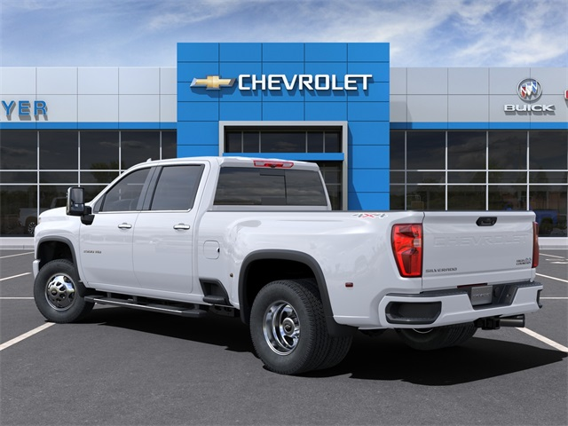 2021 Chevrolet Silverado 3500 Crew Cab 4x4, Pickup #48414 - photo 4