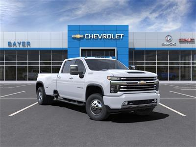 2021 Chevrolet Silverado 3500 Crew Cab 4x4, Pickup #48414 - photo 1