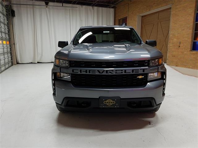 2021 Chevrolet Silverado 1500 Crew Cab 4x2, Pickup #48464 - photo 5