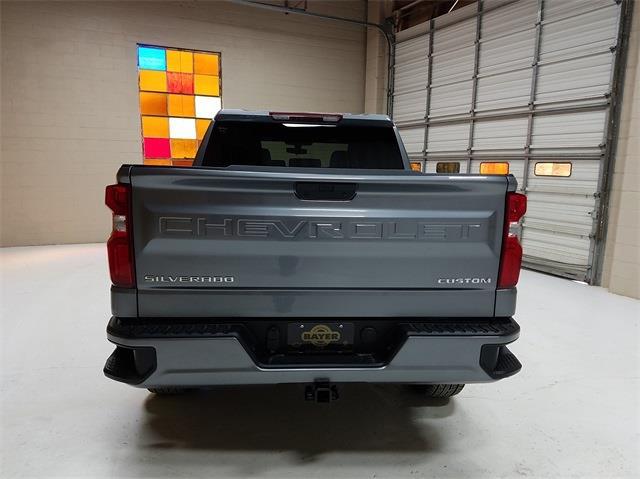 2021 Chevrolet Silverado 1500 Crew Cab 4x2, Pickup #48464 - photo 6