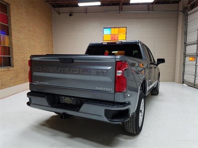 2021 Chevrolet Silverado 1500 Crew Cab 4x2, Pickup #48464 - photo 7