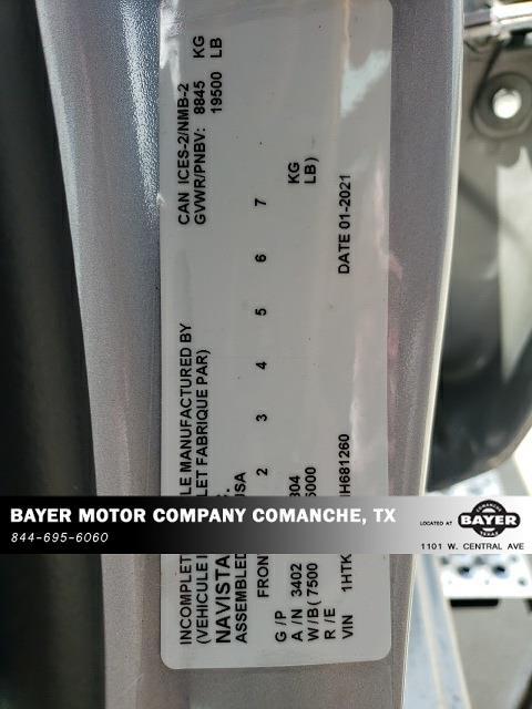 2021 Chevrolet Silverado 5500 Crew Cab DRW 4x4, Cab Chassis #48498 - photo 22