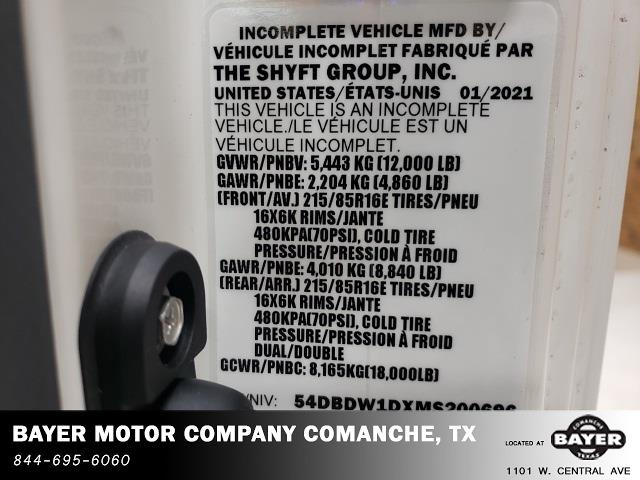 2021 Chevrolet LCF 3500 4x2, Cab Chassis #48578 - photo 20