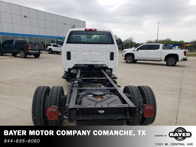 2021 Chevrolet Silverado 4500 Regular Cab DRW 4x4, Cab Chassis #48674 - photo 18