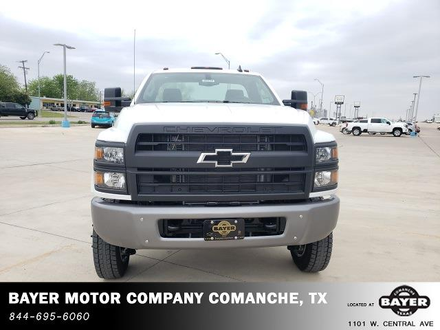 2021 Chevrolet Silverado 4500 Regular Cab DRW 4x4, Cab Chassis #48674 - photo 5