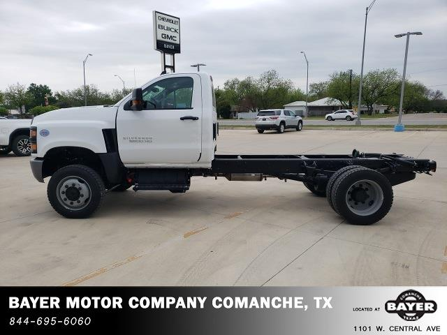 2021 Chevrolet Silverado 4500 Regular Cab DRW 4x4, Cab Chassis #48674 - photo 6