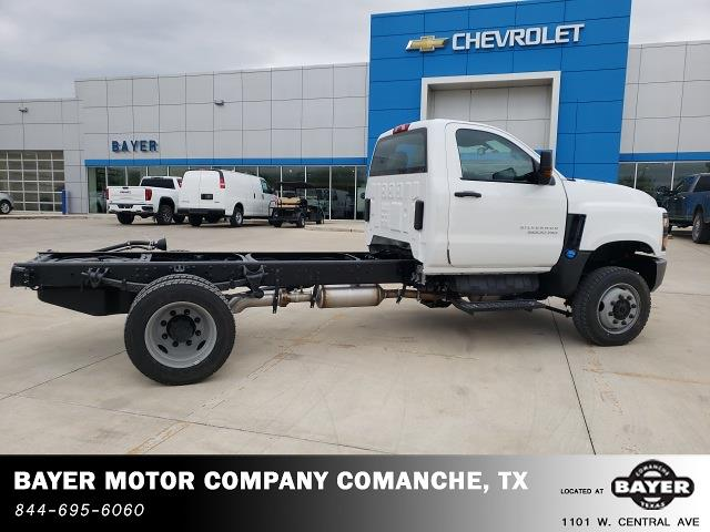 2021 Chevrolet Silverado 4500 Regular Cab DRW 4x4, Cab Chassis #48674 - photo 8