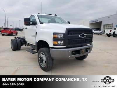 2021 Chevrolet Silverado 4500 Regular Cab DRW 4x4, Cab Chassis #48674 - photo 3