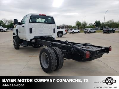 2021 Chevrolet Silverado 4500 Regular Cab DRW 4x4, Cab Chassis #48674 - photo 2