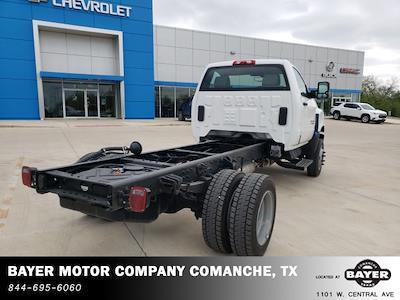 2021 Chevrolet Silverado 4500 Regular Cab DRW 4x4, Cab Chassis #48674 - photo 4