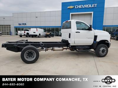 2021 Chevrolet Silverado 4500 Regular Cab DRW 4x4, Cab Chassis #48674 - photo 8