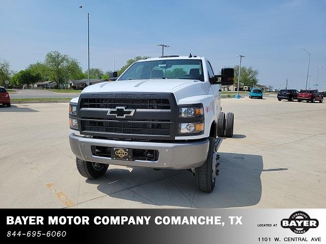 2021 Chevrolet Silverado 6500 Regular Cab DRW 4x4, Cab Chassis #48755 - photo 1