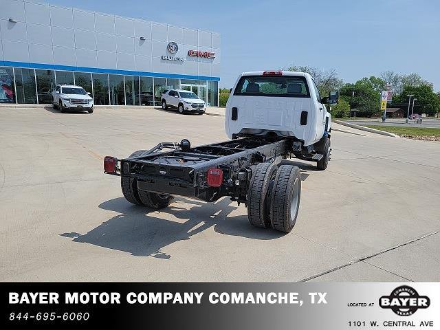 2021 Chevrolet Silverado 6500 Regular Cab DRW 4x4, Cab Chassis #48755 - photo 7