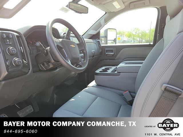 2021 Silverado 6500 Regular Cab DRW 4x4,  Cab Chassis #48755 - photo 9