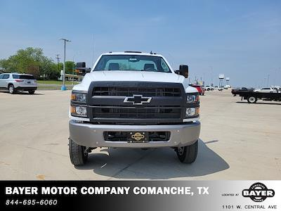 2021 Chevrolet Silverado 6500 Regular Cab DRW 4x4, Cab Chassis #48755 - photo 4